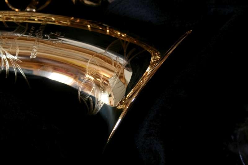 uit de serie 'muziekinstrumenten / blaasinstrumenten'